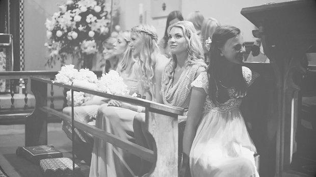 Alice In Wonderland Julia and Mark's Super 8mm Effect Wedding Film_0006