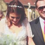 Alice In Wonderland: Julia and Mark's Super 8mm Effect Wedding Film