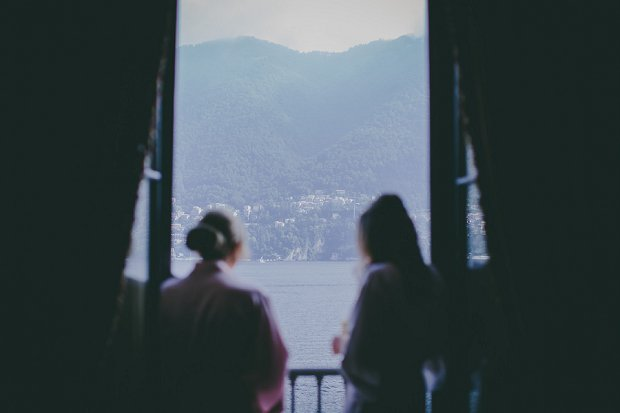 Beautiful Lake Como Wedding In Italy - Fiona Clair Photography