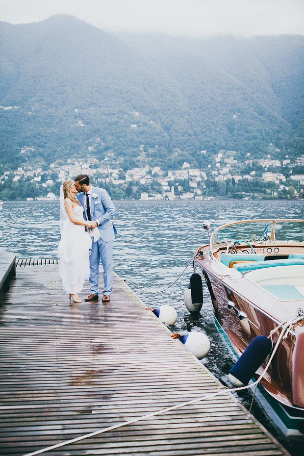 Beautiful & Timeless Lake Como Wedding in Italy