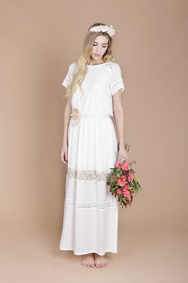 Eco Luxe Boho Wedding Dresses By Minna