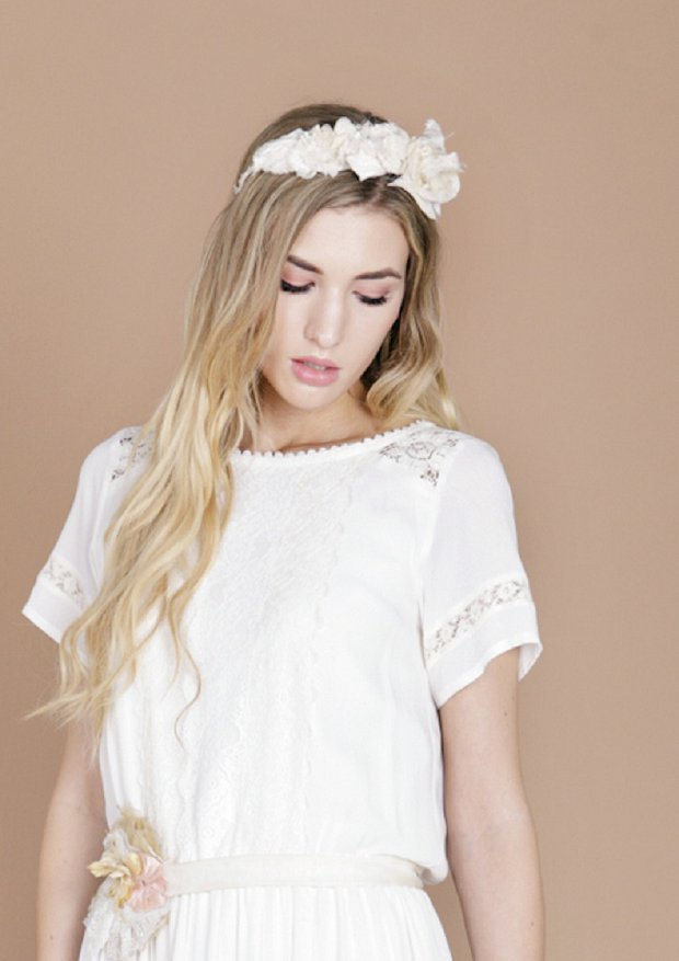 Eco Luxe Boho Wedding Dresses by Minna!_0005