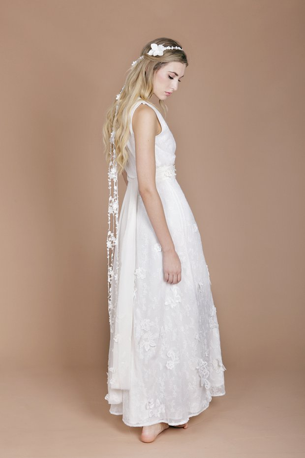 Eco Luxe Boho Wedding Dresses by Minna!_0008