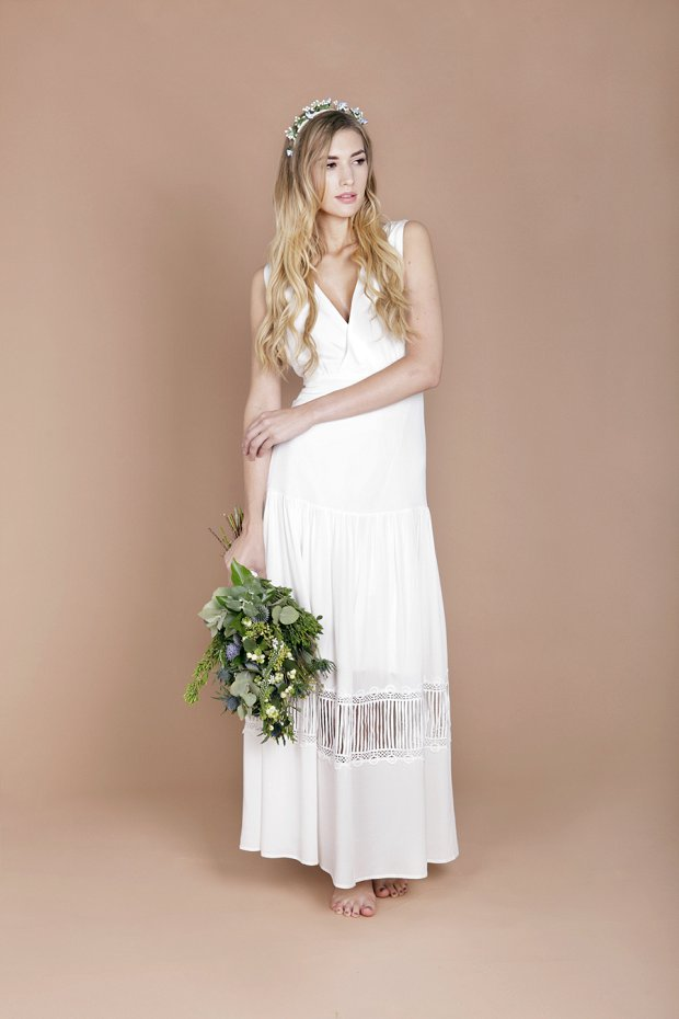 Eco Luxe Boho Wedding Dresses by Minna!_0011