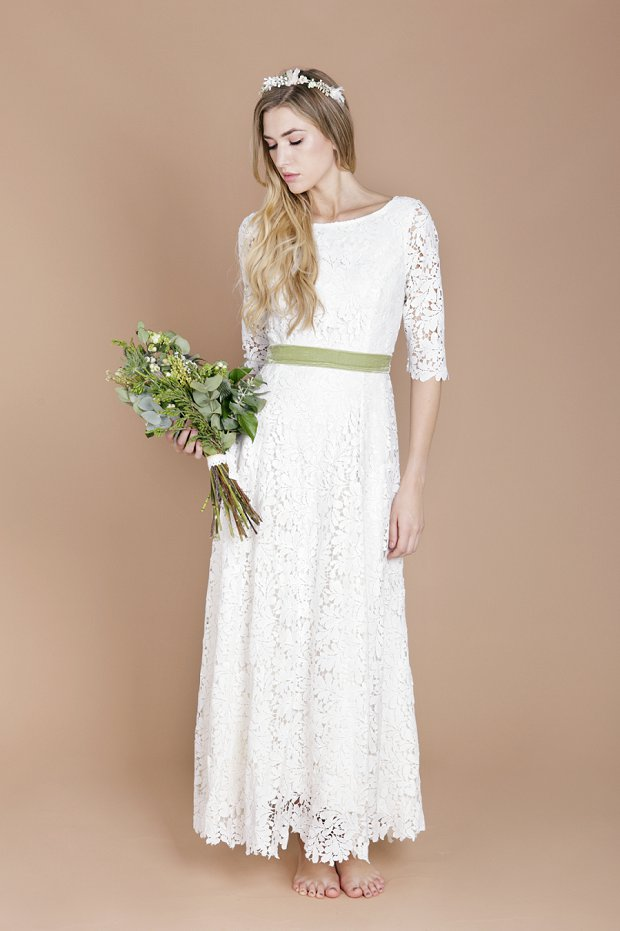 Eco Luxe Boho Wedding Dresses by Minna!_0014
