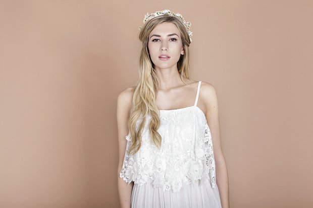 Eco Luxe Boho Wedding Dresses by Minna!_0015