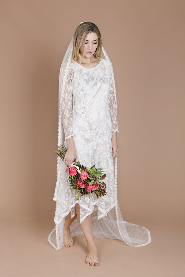 Eco Luxe Boho Wedding Dresses by Minna!_0018