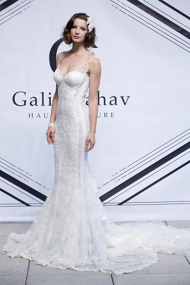 Galia Lahav 2015 Wedding Dresses | Tales of the Jazz Age