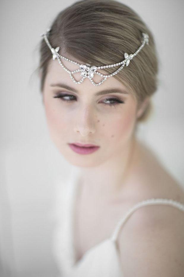 Gatsby Style Wedding Headband