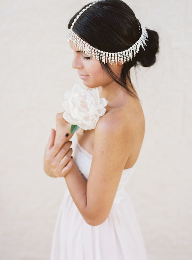 Boho Forehead Bands & Beautiful Halo Crowns
