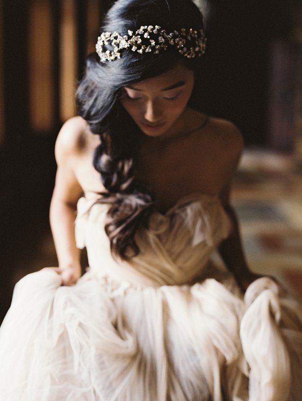 Gwyneth Headband (1)_Headpieces, Accessories, & Veils Enchanted Atelier Fall 2015 by Liv Hart