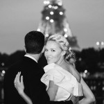 A Super Romantic Parisian Elopement: Photography by Catherine O' Hara