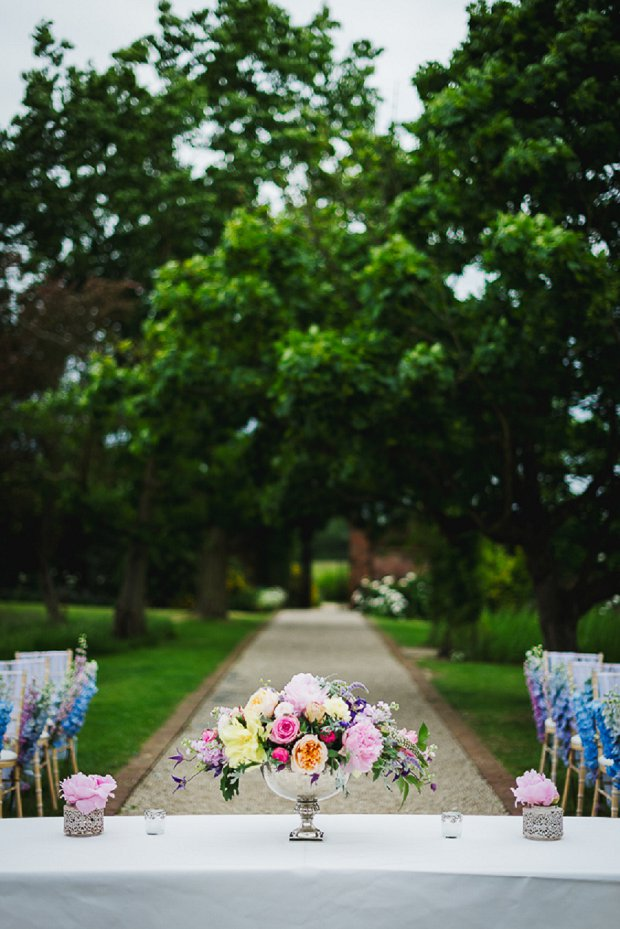 Romantic, Vibrant Floral Wedding Styled Shoot Photography by www.justin-bailey.co.uk_0032