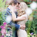 Relaxed English Garden Style Wedding With A Bride In A Blush Gown