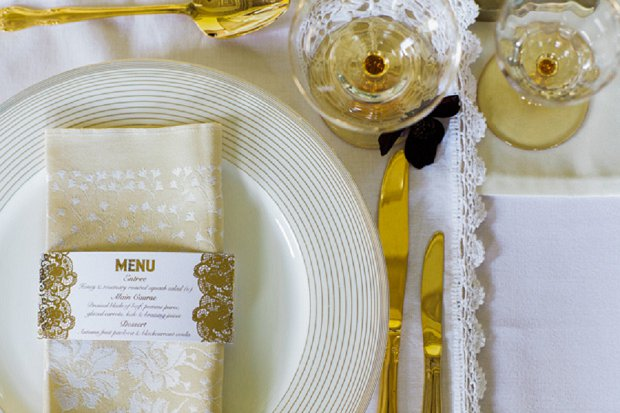 Timeless Gold Luxe Styled Wedding Inspiration Photography by BowtieandBelle_0012
