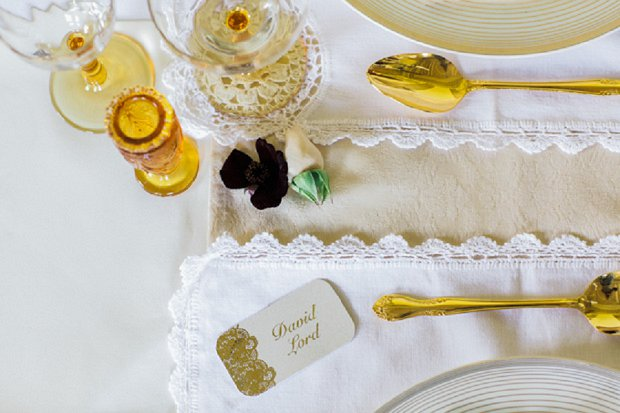 Timeless Gold Luxe Styled Wedding Inspiration Photography by BowtieandBelle_0020