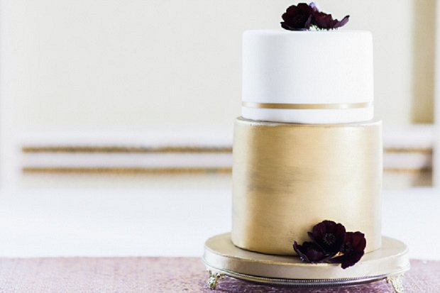 Timeless Gold Luxe Styled Wedding Inspiration Photography by BowtieandBelle_0021
