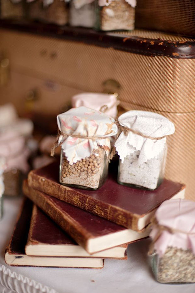 cooking spices for wedding favours