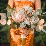 Amber Dust! Pretty Amber Coloured Wedding Ideas