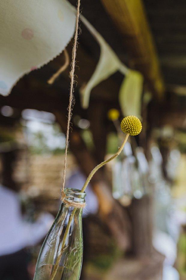 Blue & Mustard Rustic Barn Wedding With 50s Wedding Dress_0039