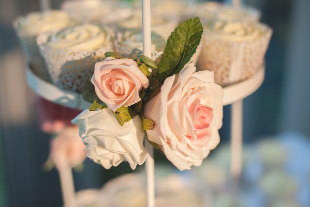 Blush Pink & pale Grey Shabby Chic Real Wedding (20)