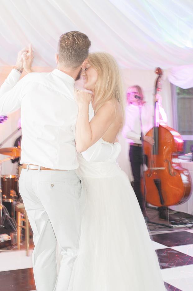 Blush Pink & pale Grey Shabby Chic Real Wedding (21)