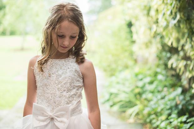 Blush Pink & pale Grey Shabby Chic Real Wedding (27)