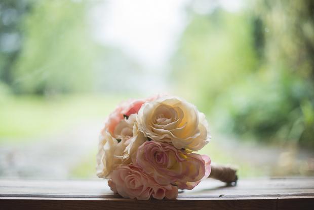 Blush Pink & pale Grey Shabby Chic Real Wedding (32)