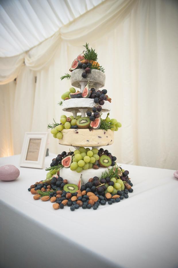 Blush Pink & pale Grey Shabby Chic Real Wedding (50)