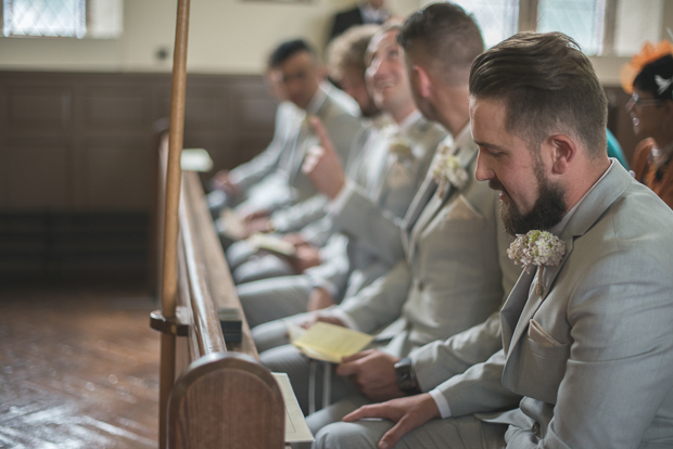 Blush Pink & pale Grey Shabby Chic Real Wedding (53)