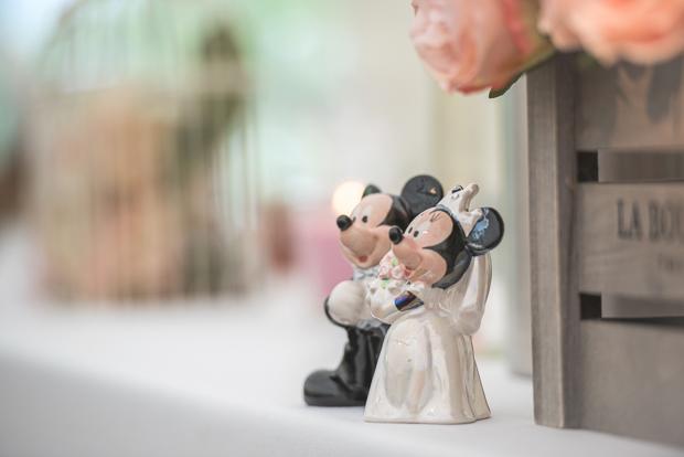 Blush Pink & pale Grey Shabby Chic Real Wedding (6)