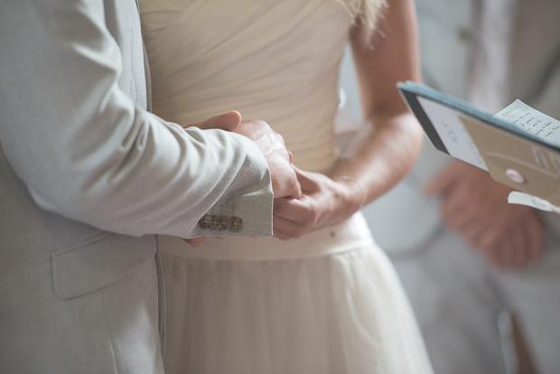 Blush Pink & pale Grey Shabby Chic Real Wedding (67)