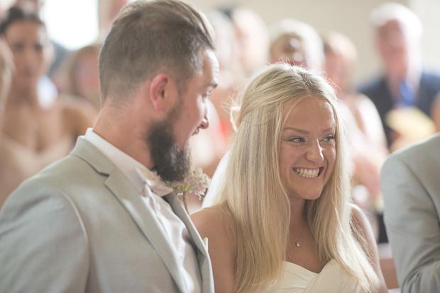 Blush Pink & pale Grey Shabby Chic Real Wedding (68)
