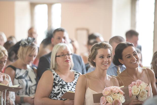 Blush Pink & pale Grey Shabby Chic Real Wedding (69)