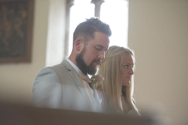 Blush Pink & pale Grey Shabby Chic Real Wedding (70)