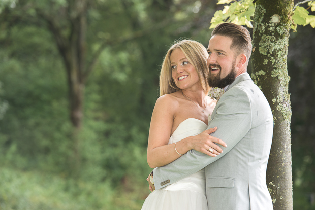 Blush Pink & pale Grey Shabby Chic Real Wedding (80)