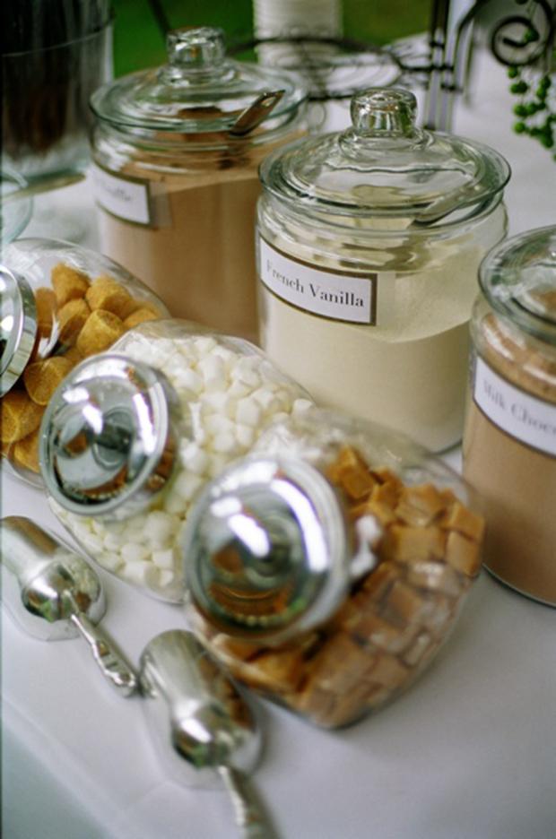 Candy Buffet Sweet Jars