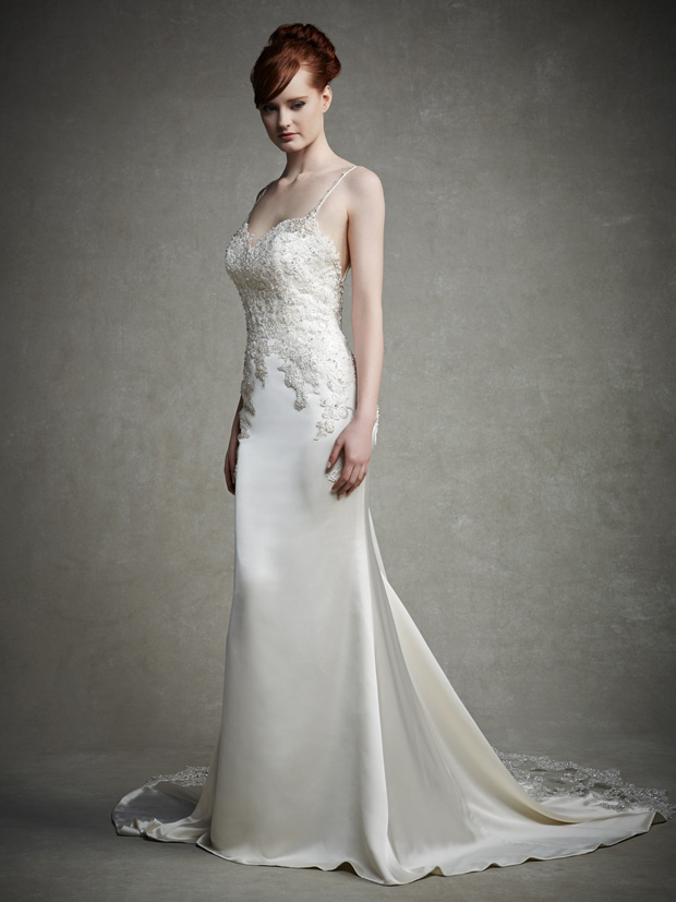 Beautiful Wedding Dresses 2015 | The Enzoani Collection