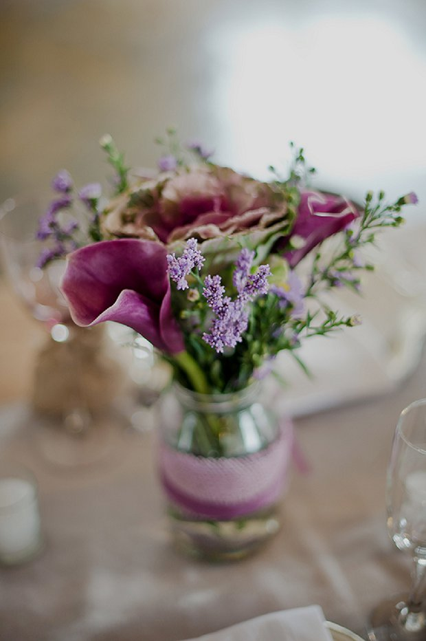 Natural Rustic Wedding With Hints of Purple Nutcracker Wedding_0003
