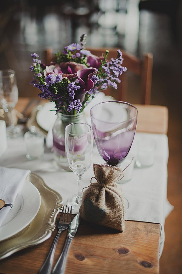 Natural Rustic Wedding With Hints of Purple Nutcracker Wedding_0006
