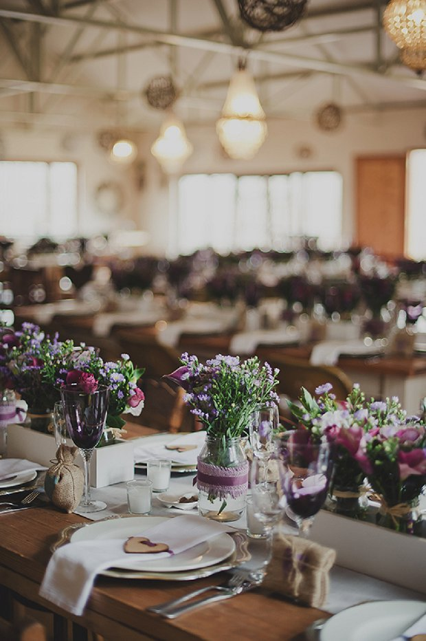 Natural Rustic Wedding With Hints of Purple Nutcracker Wedding_0008