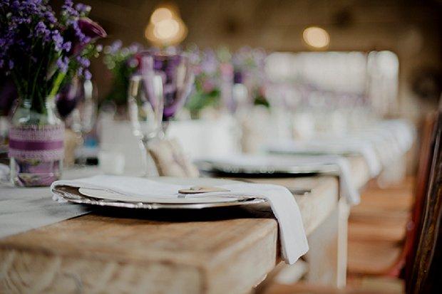 Natural Rustic Wedding With Hints of Purple Nutcracker Wedding_0010