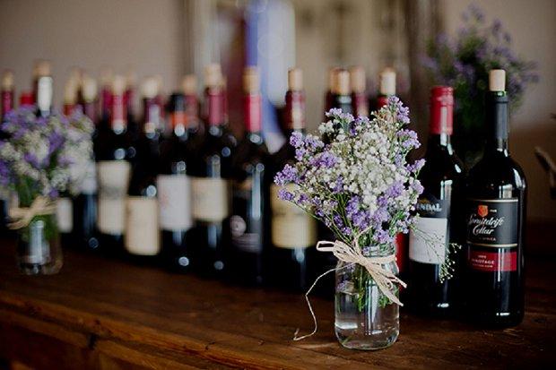 Natural Rustic Wedding With Hints of Purple Nutcracker Wedding_0012