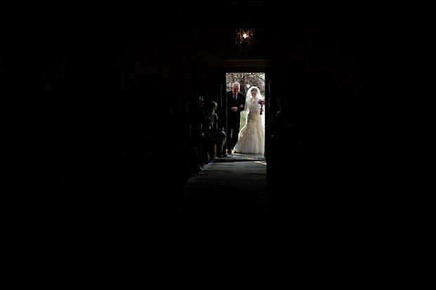 Natural Rustic Wedding With Hints of Purple Nutcracker Wedding_0050