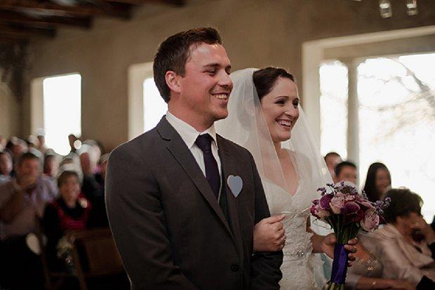 Natural Rustic Wedding With Hints of Purple Nutcracker Wedding_0052