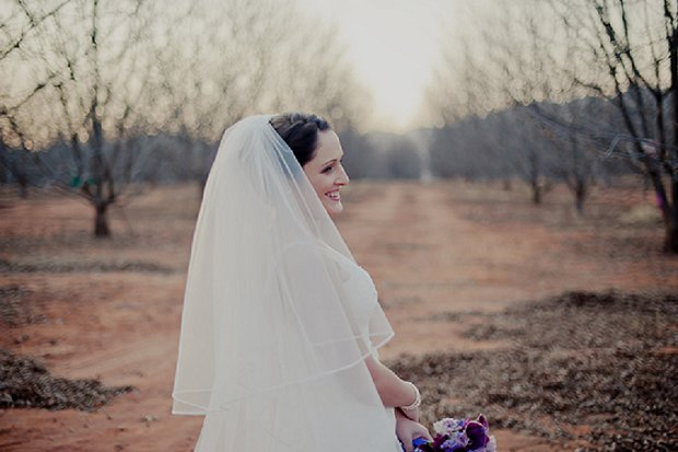 Natural Rustic Wedding With Hints of Purple Nutcracker Wedding_0067