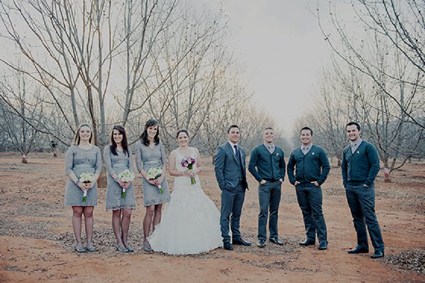 Natural Rustic Wedding With Hints of Purple Nutcracker Wedding_0081