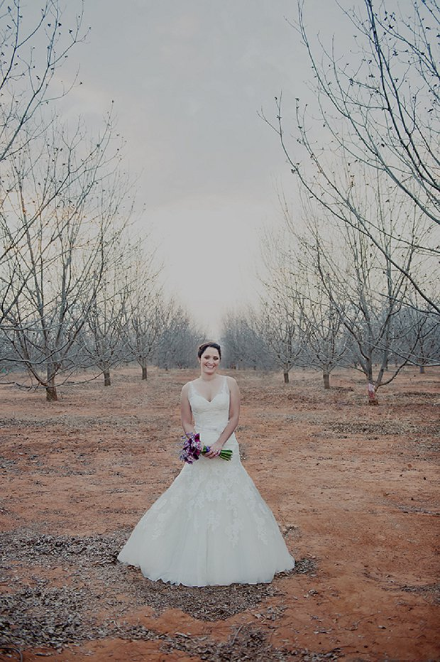 Natural Rustic Wedding With Hints of Purple Nutcracker Wedding_0093