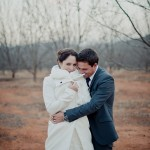 Natural Rustic Wedding With Hints of Gorgeous Purple: Jaco & Tammy