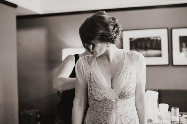 New York Elopement With Sparkly BHLDN Wedding Dress_0023